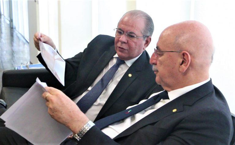 Hildo Rocha busca mais benefícios para o Maranhão, no Ministério da Cidadania