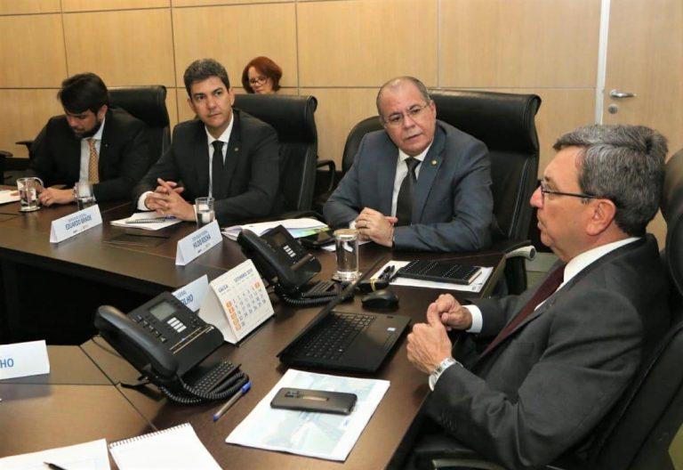 Hildo Rocha vai ao DNIT, mais uma vez, em busca de soluções para as demandas referentes às rodovias federais