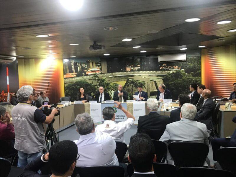 Durante Seminário em Fortaleza Hildo Rocha afirma que a simplificação do sistema tributário nacional será a principal conquista da PEC 45