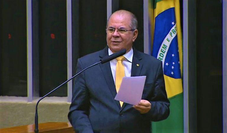 Hildo Rocha lidera aprovação de lei que transfere 10 bilhões de Reais dos recursos do pré-sal para os municípios