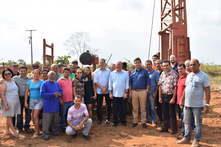 Emenda do deputado Hildo Rocha assegura implantação de sistema de abastecimento de água no povoado Faísa, em Santa Luzia