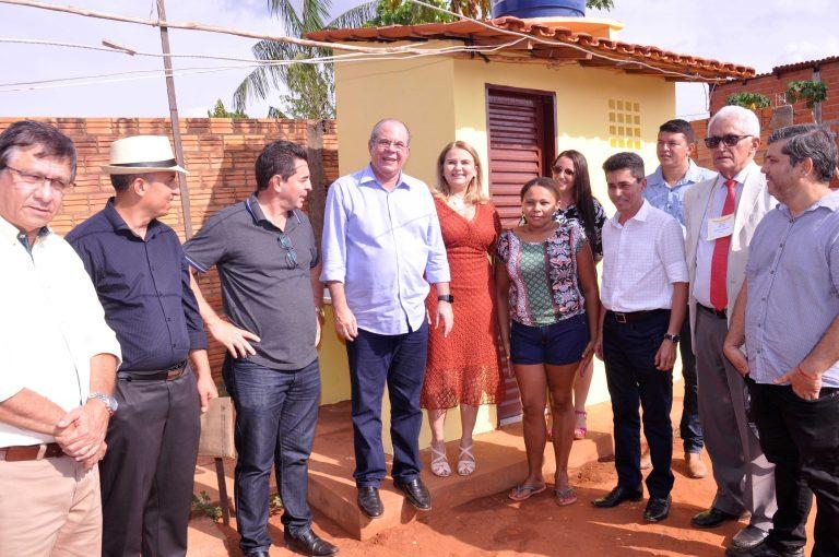 Hildo Rocha destaca importância dos mutirões dos órgãos federais organizados por Maura Jorge
