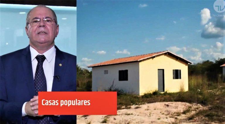 TV Câmara destaca trabalho realizado por Hildo Rocha nas comunidades maranhenses