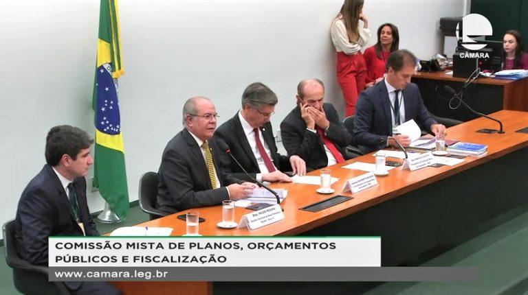 Relatório do orçamento da saúde pública do Brasil para 2020, feito por Hildo Rocha, foi aprovado na Comissão Mista do Orçamento