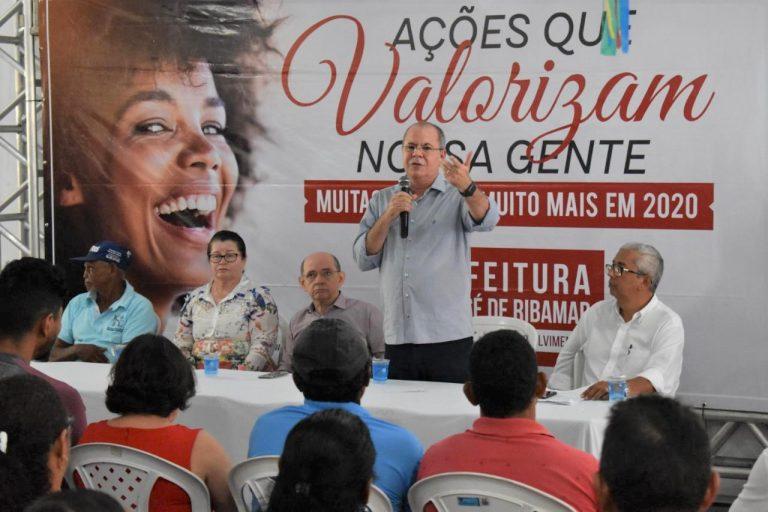 Hildo Rocha entrega kits de irrigação para agricultores familiares de São José de Ribamar