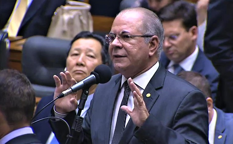 Hildo Rocha defende Projeto de Lei que moderniza o futebol brasileiro