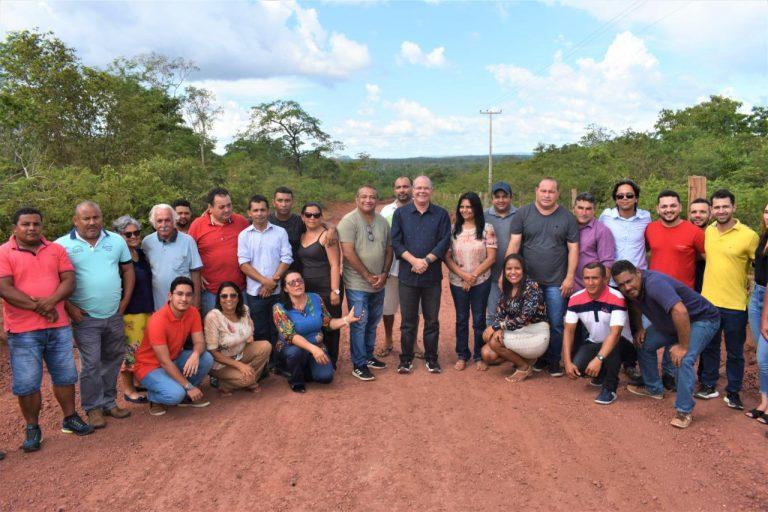 Emendas parlamentares do deputado Hildo Rocha impulsionam o desenvolvimento de Sucupira do Norte