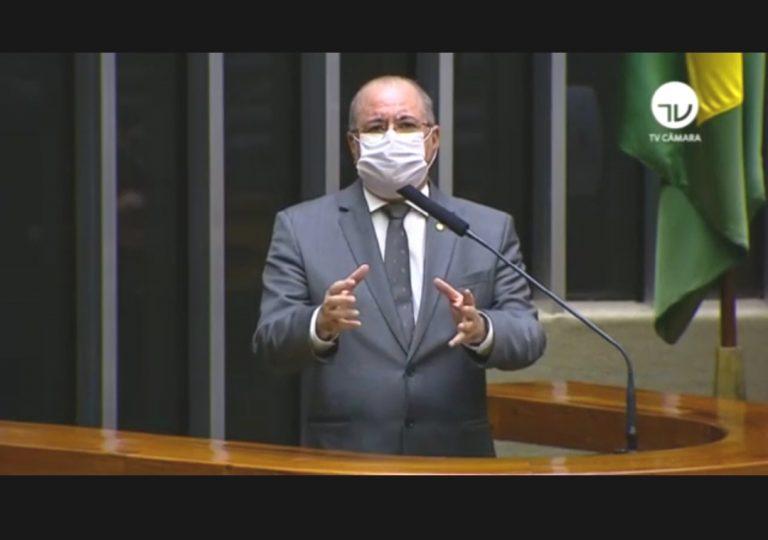 Hildo Rocha comemora pagamento de R$ 43 milhões do governo federal para combate à Covid-19 no Maranhão.