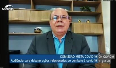 Hildo Rocha cobra do BNDES apuração de desvio do governo Dino e liberação do FDR