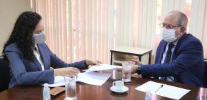 Hildo Rocha pede agilidade na execução de obras pactuadas entre Funasa e prefeituras do Maranhão