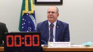 Luta sem trégua: em audiência pública na CFFC, Hildo Rocha pede reabertura de agências do Banco do Brasil