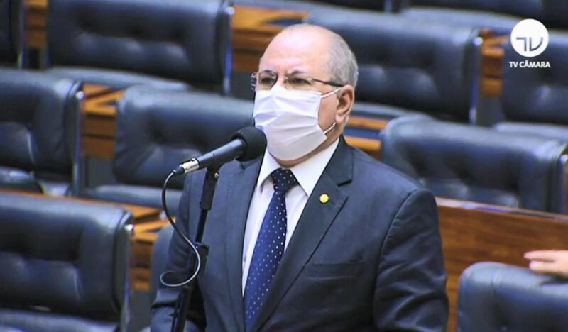 DEPUTADO HILDO ROCHA 1 - Projeto do deputado Hildo Rocha prevê piso de 2 salários mínimos para agentes comunitários de saúde em 2022