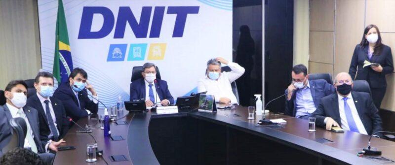 WhatsApp Image 2021 05 31 at 12.13.34 - Em reunião no DNIT, deputado Hildo Rocha cobra melhorias nas rodovias federais do Maranhão