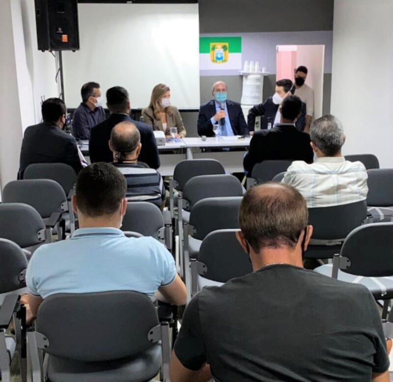 Audiência Pública no município de Parnamirim (Rio Grande do Norte)