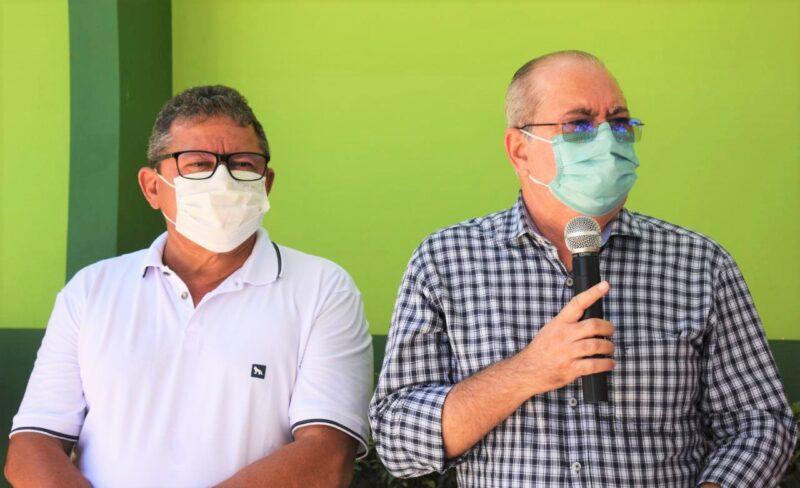 Hildo Rocha assegura recursos para sa%C3%BAde de Mat%C3%B5es do Norte 4 - Hildo Rocha assegura recursos para saúde de Matões do Norte