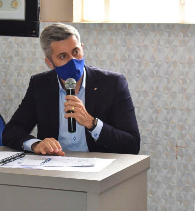 Rafael Alessi, Superintendente do Banco do Brasil em Alagoas