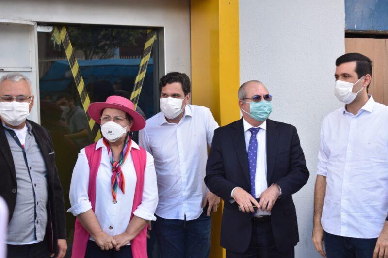 Vistoria T%C3%A9cnica 1 - Hildo Rocha e autoridades do Rio Grande do Norte e Alagoas debatem impactos provocados pelo fechamento de agências do Banco do Brasil