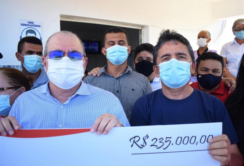 Hildo Rocha disponibiliza emenda para prefeito Zez%C3%A3o adquirir equipamentos hospitalares 2 - Hildo Rocha disponibiliza emenda para prefeito Zezão, de Governador Luiz Rocha, adquirir equipamentos hospitalares