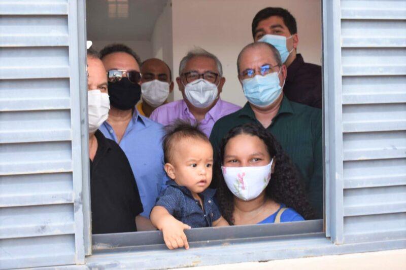 FOTO 3 2 - Ministro Rogério Marinho destaca trabalho do deputado Hildo Rocha em defesa da habitação popular