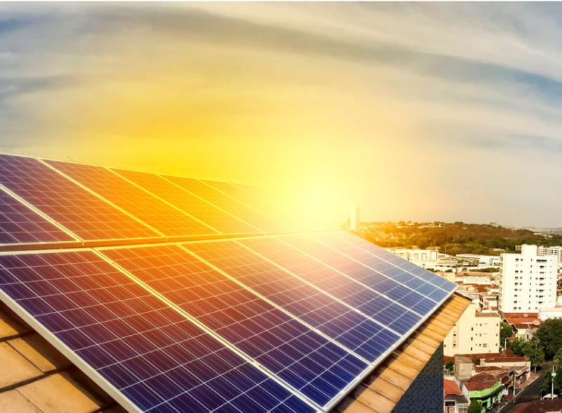 energia solar - Com apoio de Hildo Rocha, marco legal que viabiliza uso de energia solar é aprovado