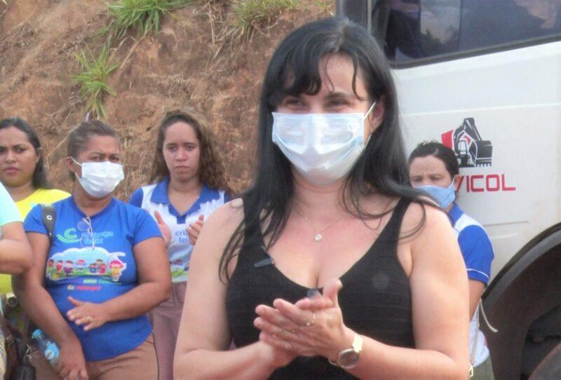 Hildo Rocha viabiliza recursos para recuperacao de estradas em Sao Francisco do Brejao 2 - Hildo Rocha viabiliza recursos para recuperação de estradas em São Francisco do Brejão
